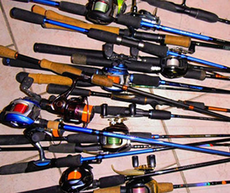 Pêche en rivière et étang